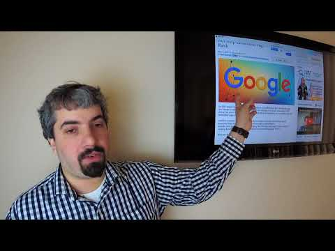 Google Mobile First, News Publisher Knowledge Cards, Disavowing & WebmasterWorld