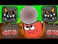Download  ЗОМБИ ПРЕВРАТИЛИ КРАСНЫЙ ШАР В КВАДРАТ !!! Несносный Шарик Plants vs zombies Red Ball 4 Мультик дети MP3,3GP,MP4