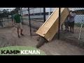 World's Largest Animal Unboxing Video! Kamp Kenan S2 Episode 14