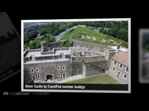 Dover Castle - Dover, Kent, England, United Kingdom