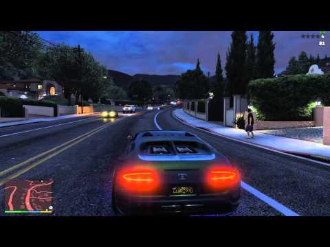 GTA V running on Asus ROG GTX 980M 60FPS Very High/Ultra
