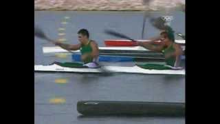 Athén 2004 - Férfi K4 1000m döntő
