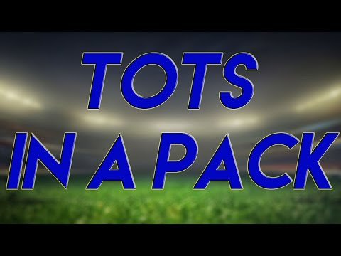 FIFA 15 - TOTS IN A PAAACK!!