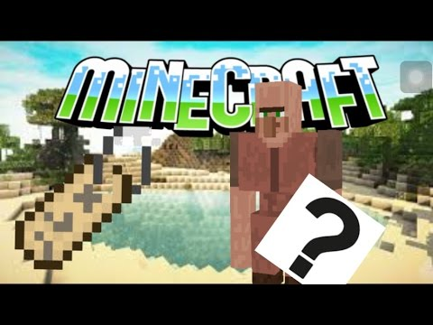 Mcpe Secret Name tags and Woman Villager?!!