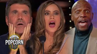 AMERICA'S GOT TALENT 2021 12 Jaw Dropping \u0026 Incredible Auditions! FULL AUDITIONS WEEK 8