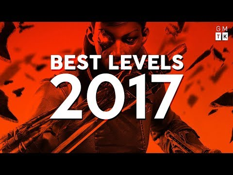 5 Amazing Levels from 2017   Game Maker's Toolkit
