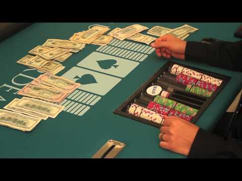 How to Deal Poker - Monster Buy In