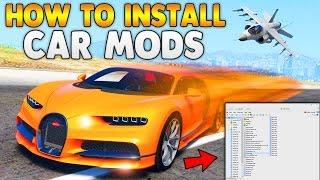 install car mods gta 5 pc