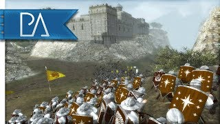 MORDOR'S GREAT SIEGE - Historical Siege of Cair Andros - Third Age