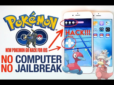 POKEMON GO HACK FOR iOS 2017 (BEST NEW WORKING HACK) (No Jailbreak/No PC)(Works on iOS 10 & Above)