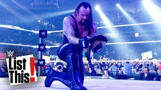 6 Superstars with the most WrestleMania wins: WWE List This!
