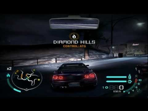 Need For Speed: Carbon - Race #60 - Savannah Street (Circuit)