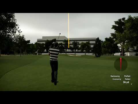 The Golf Club 2 (PS4 Pro): PGAS - FedEx St. Jude Classic - Round 1