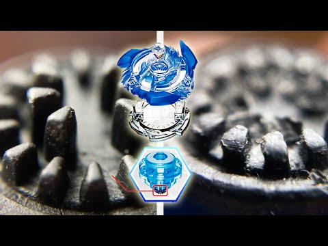 Beyblade Burst VARIABLE DRIVER STRESS TEST! - New VS Worn