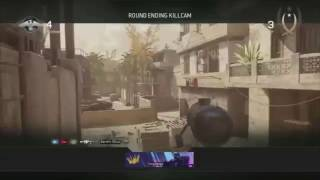 First ever cod edit