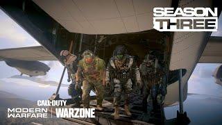 Call of Duty®: Modern Warfare® & Warzone - Season 3 Trailer