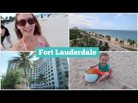 Key West Road Trip!!! Day 1 - Fort Lauderdale  l  Disney CRP  l  aclaireytale
