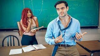 When You Have A Hot Teacher