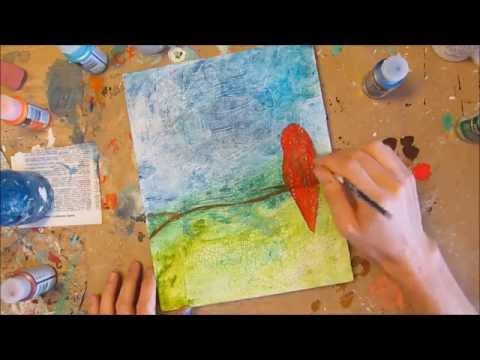 Artful Inspiration: DecoArt fun!
