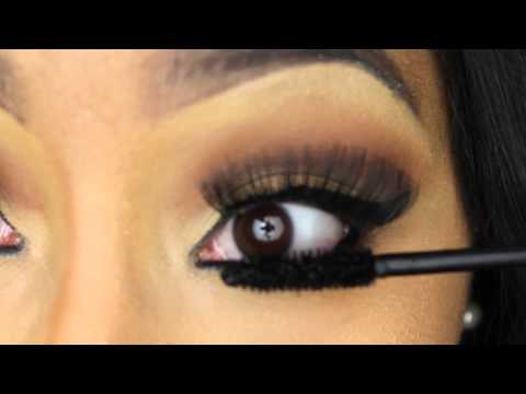 NICKI MINAJ HIGH SCHOOL MUSIC VIDEO MAKEUP TUTORIAL