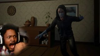 THIS DUDE RAN THROUGH THE LIVING ROOM | Welcome To The Game 2.0 (Part 1)