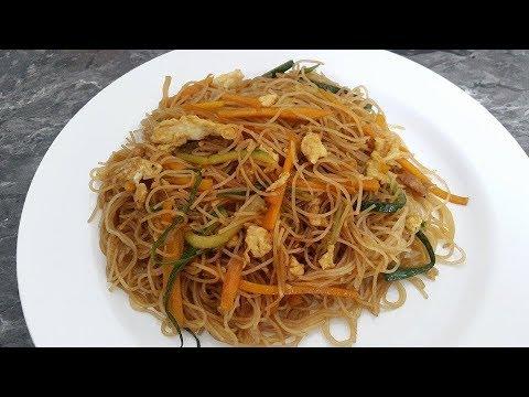 Stir Fry Noodles|Indomie Recipe