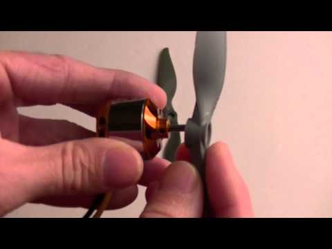 CPO Quick Tip : Propeller and Motor Direction and Pusher vs Standard Props