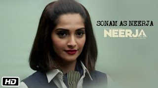 Making Of Neerja #3 : Sonam As Neerja Bhanot | Sonam Kapoor | Shabana Azmi