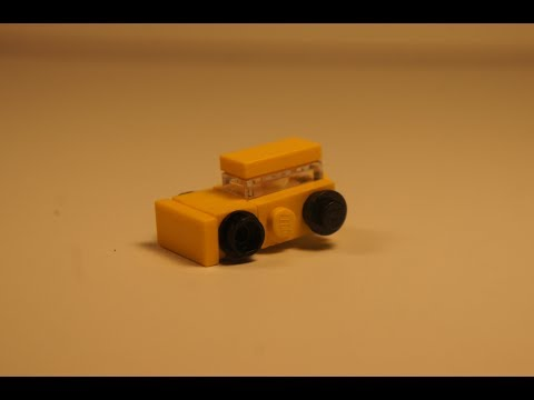 How To Build A Micro Lego Bumblebee