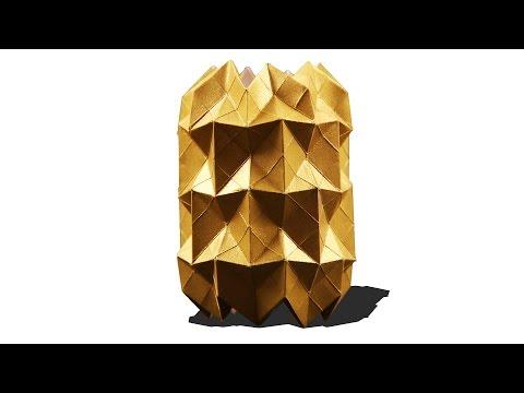 3D Origami Mini Magic Ball | How To Make Origami Mini Magic Ball | USP Origami Studios | Art & Craft