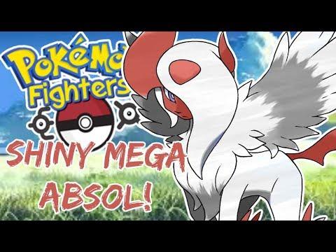 Pokemon Fighters EX - SHINY MEGA ABSOL!