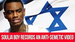 Soulja Boy Tricked By Hate Group into Recording Offensive Video