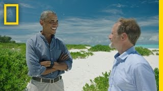President Obama Credits Mom and Hawaii For His Love of Nature | National Geographic