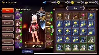 Win] KALI Solo HELL Stage 6 Saphitera Isle !! SDN Dragon