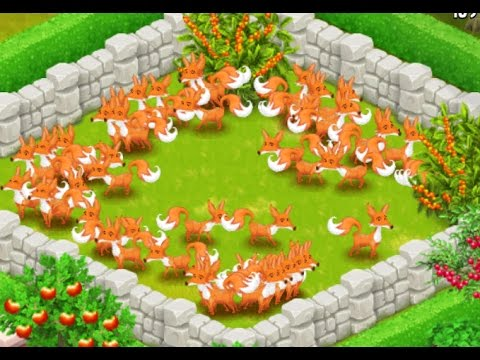 Hay day tilki yakalama(How is the fox caught?)