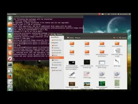 How to resize image on Ubuntu (Beginner)