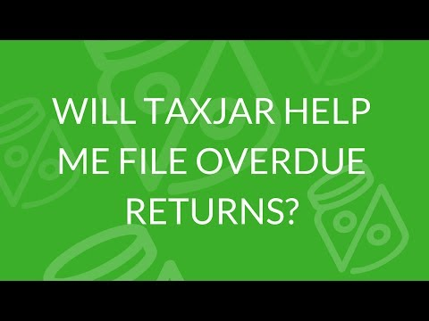 Does TaxJar Help with Filing Overdue Sales Tax Returns?