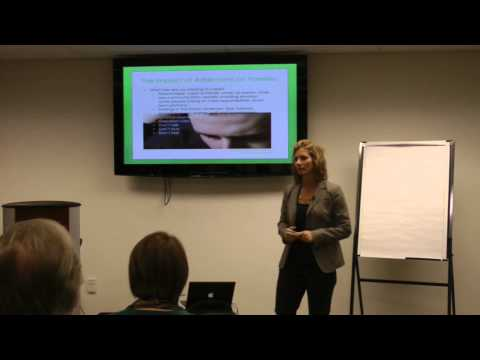 Oct 18 2012 - Chasidy Karpiuk - Addiction and Its Impact on Families