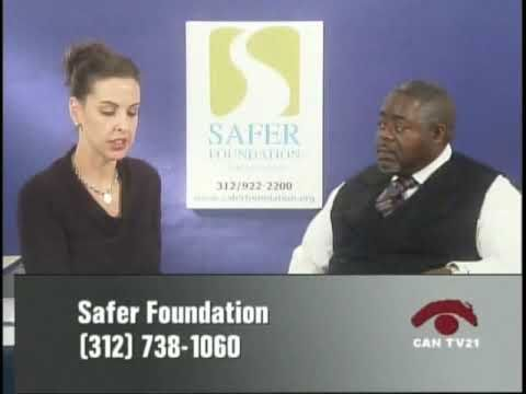 Expansion of Certificates of Relief - Safer Foundation on CAN TV