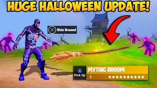 *NEW* HUGE HALLOWEEN UPDATE!! (Fortnitemares!) - Fortnite Funny Fails and WTF Moments! #1071