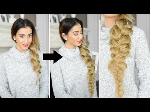 How To Make Your Braid Look Longer