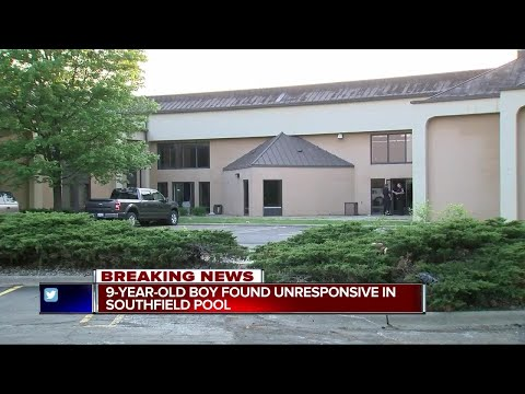 9-year-old rushed to hospital after being found unresponsive in hotel pool