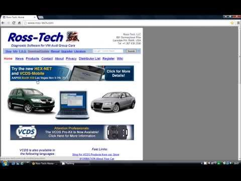 VCDS (VAG-COM) PC installation walk-through - How to install VCDS!