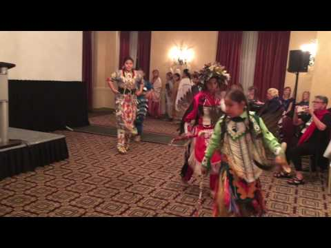2016 Canadian Farm Writers Federation Conference - Cultural Dancers