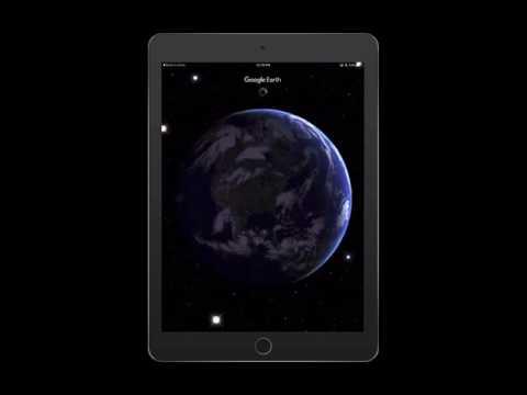 Google Earth KMZ to Ipad