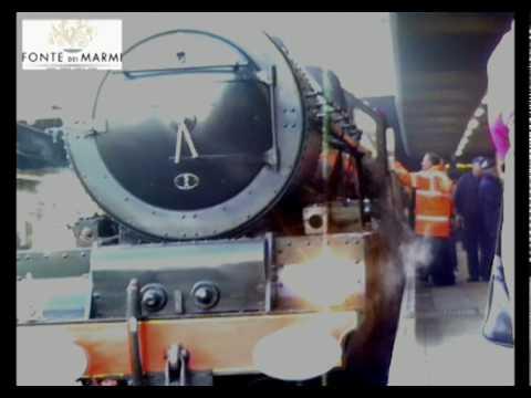 6201 Princess Elizabeth Euston Doric Olympian Railtour