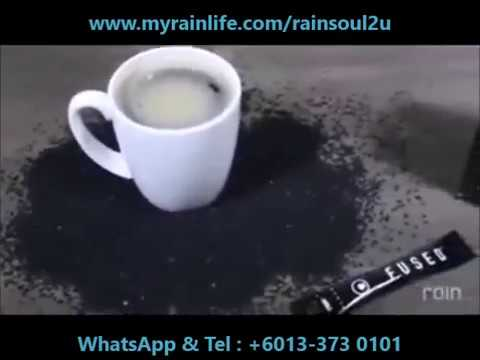 Fused Coffee Rain International