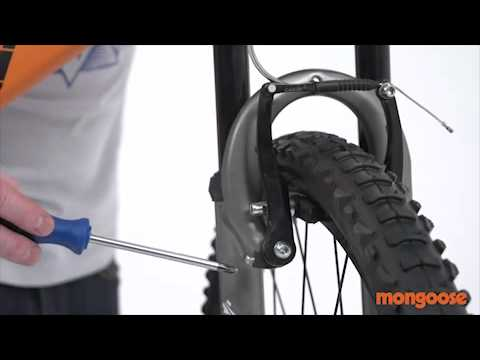 Mongoose Assembly Guide - Linear-Pull Brakes