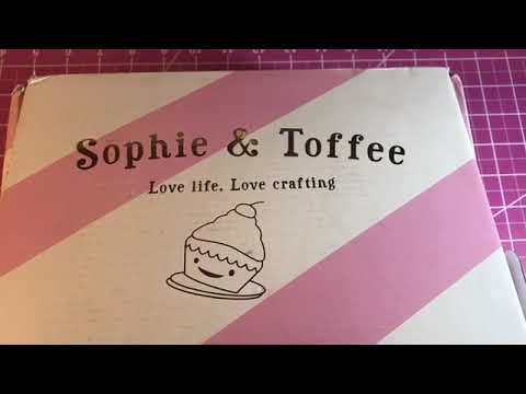 Sophie and Toffee Haul - Fun Supplies!! Using in Upcoming Videos