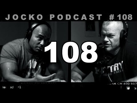 Jocko Podcast 108 w/ Echo Charles: How to Stand Up to Bad New Leadership